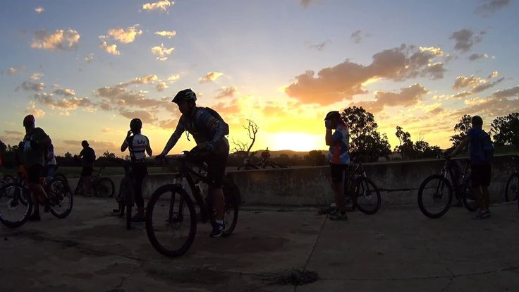 The BVRT runs a Sunset N Mootlight ride 'n dine.  Sounds awesome to us! (In this video you can see some of the cattle grids that allow bikes to cross, whilst preventing stock movement. We'd expect to install something similar on the Molonglo Rail Trail where the trail goes through properties with stock.)  Oh, and automatically closing gates!   #cyclelife     #bike  #molonglorailtrail  #cycling