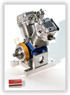 Mysterelly's Miniature Motors Engine No. 2
