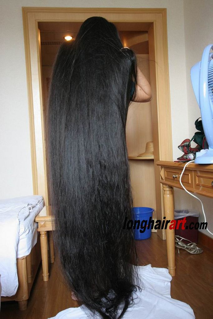 Asian hair waves love