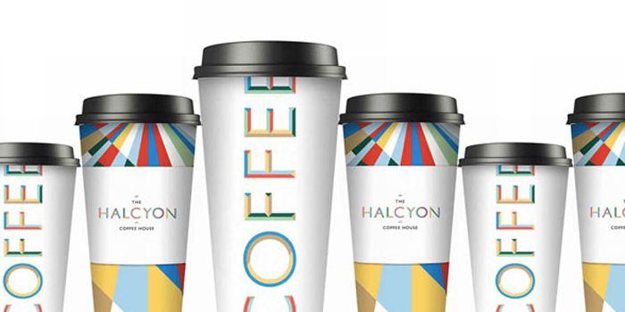 Halcyon — The Dieline
