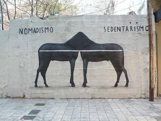 nomadism vs sedentarism