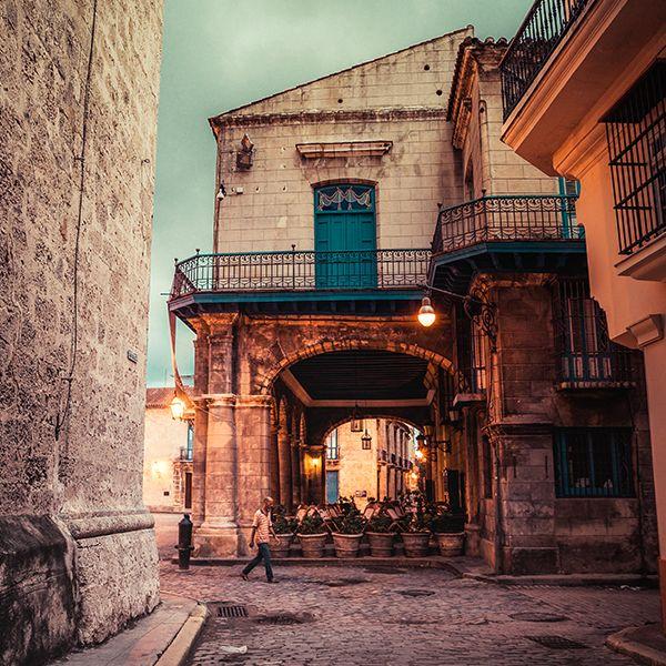 Cuba - Morning in Havana Photo by Vivienne Gucwa. For properties in Havana, Cuba, check out http://www.havana-houses.com