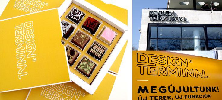 Custom Chocolate - Design Terminal