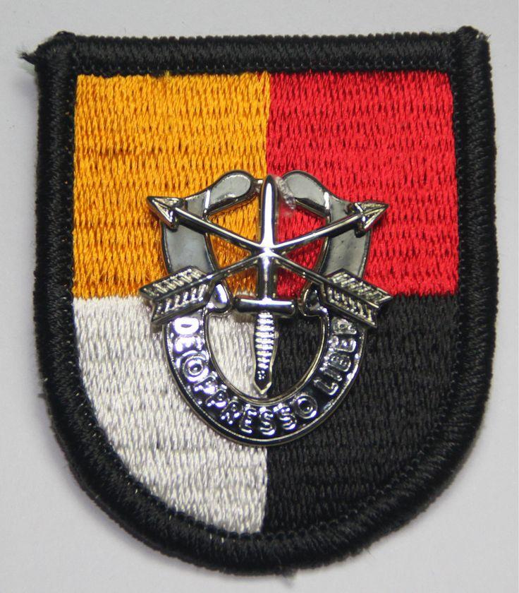 U.S. Army 3rd Special Forces Group (1990-)