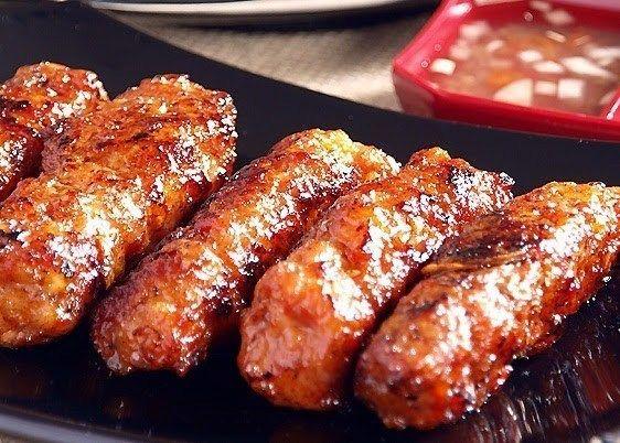 Skinless Longganisa http://www.kusinamasterrecipes.com/skinless-longganisa-recipe-filipino-sausage/