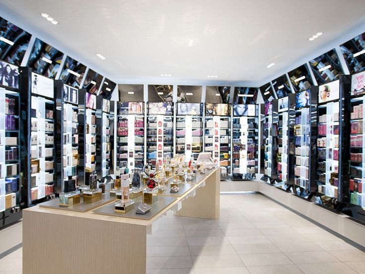 New concept for  Beauty Boutique section at Shoppers Drug MartLocation: Bayview Village, Ontario ,CanadaNovember 2012
