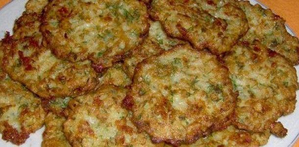 Courgette koekjes