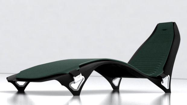 Aston Martin Interiors, il brand automotive sbarca nel mondo dell'arredamento
