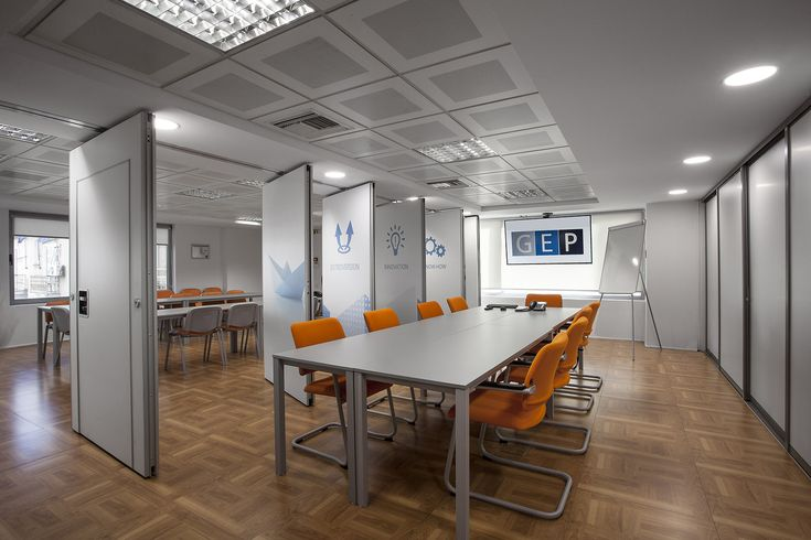 GEP's Offices by STIRIXIS Group: Enhancing Work Efficiency Through Renovation