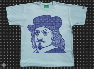 Een 10 gulden shirt voor 20 euro!