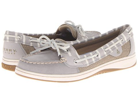 Sperry Top-Sider Angelfish Grey/Bretton Stripe - Zappos.com Free Shipping BOTH Ways