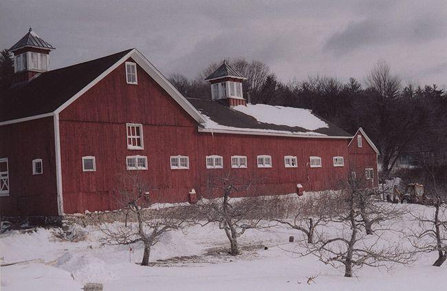 136 best barns still holding memories images on pinterest for New england barn homes