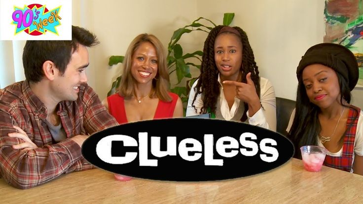 Clueless Drinking Game with the Real Dionne... Stacey Dash!! - Movie Buz...