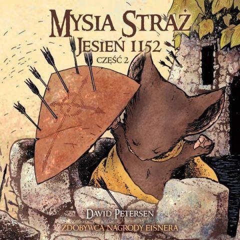 Mysia straż. Jesień 1152 t. 2 - Petersen