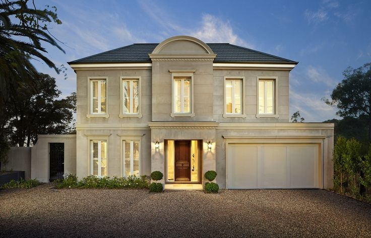 french provincial exterior - Google Search