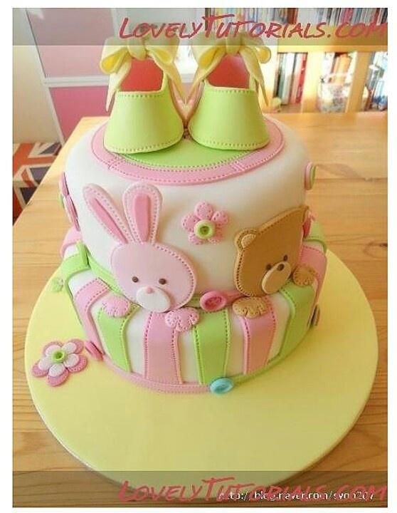 Quel superbe gâteau!