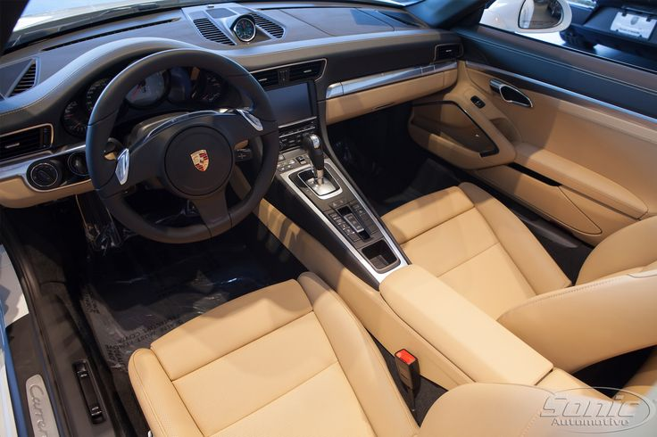 Weekend joy rides start here! Porsche