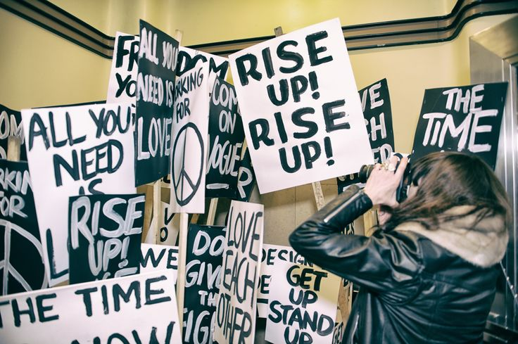 DX Intersection: Rise Up (Nov 7, 2014.) Photo by Ryan Emberley.