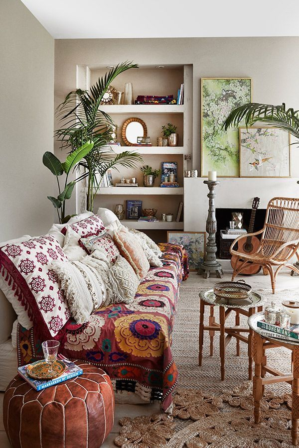 Boho Chic Living Room Bohemian Living Room Decor Bohemian Living Rooms Chic Bedroom Decor