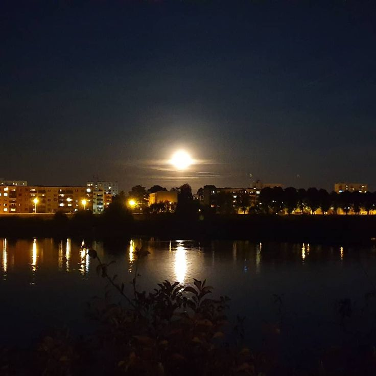 😍🤩  moon  night  love  space  luna  photography  art  moonlight  sky  natu… – Efrain Villa
