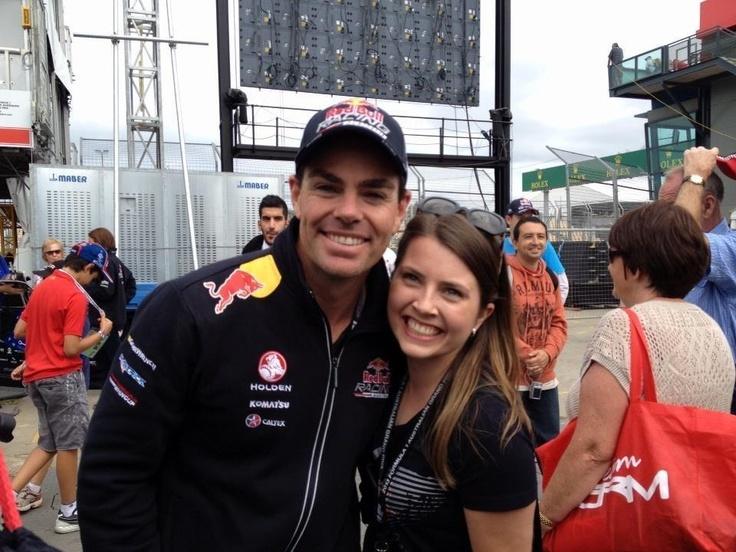 V8 legend, Craig Lownes - Melbourne 2013