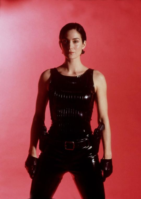 206 best images about Carrie-Anne Moss on Pinterest | The ...