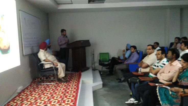 CME (Continued Medical Education) at Indus International Hospital, Derabassi.