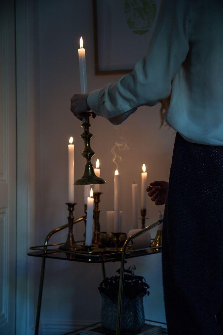 HAVI'S Crown Candles http://www.havis.fi/