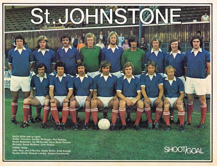 St Johnstone 1975.