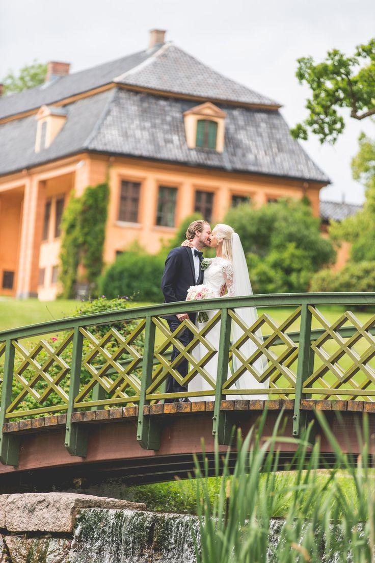 Caroline & Morten Bryllup i Bogstad