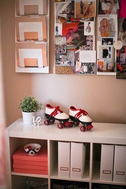 Jeanine Hays office space.  Photographer: Neal Santos.