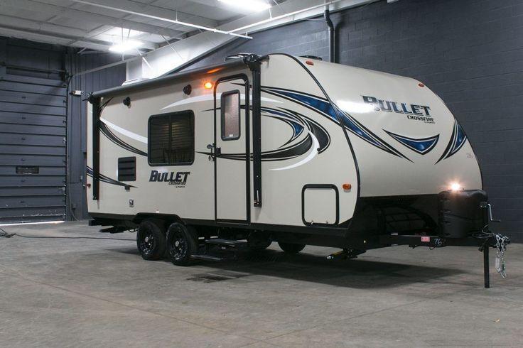 nice 2017 Keystone Bullet Crossfire 2070BH small light-weight journey trailer camper RV