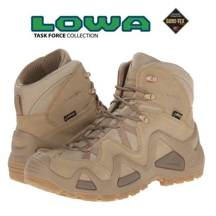 Lowa Zephyr GTX mid desert - Scarpe - Abbigliamento