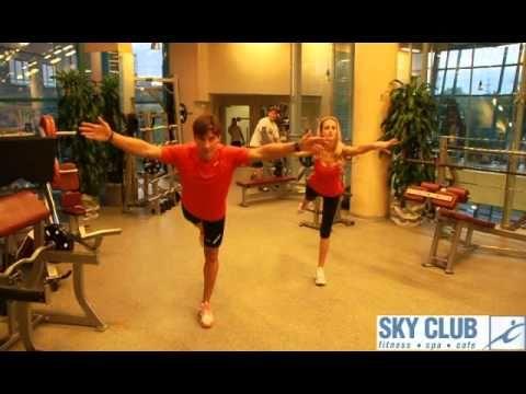 Упражнения на сжигание жира