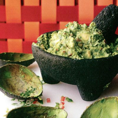 iI's hard to refuse the table-side prep of its classic dip done in the traditional molcajete or mortar and pestle. Try the recommended variations spiked with mangoes, peaches, and even lobster. Delish.com