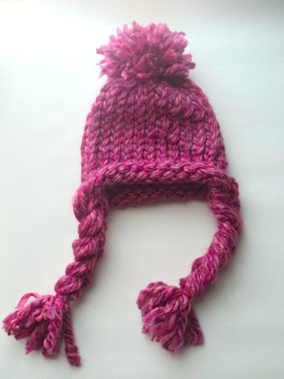 Loom Knitting Baby Hat : Loom knit baby hat for newborn hats and