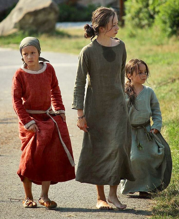 Image result for english peasant children