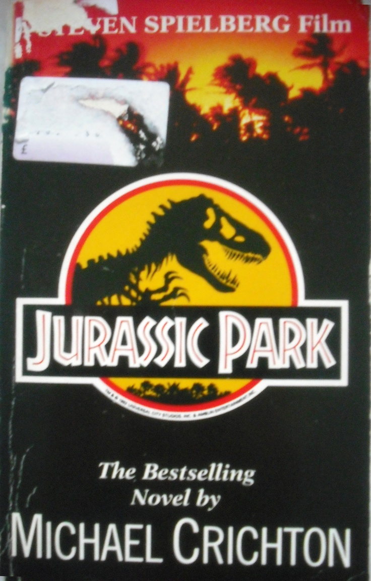 17 best ideas about jurassic park michael crichton jurassic park michael crichton way more scary than the movie