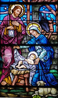The Christmas story may take on greater meaning and import if we look to the real life struggles of Jesus, Mary and Joseph. Entering into the scenes through prayer means entering into the lives of fully human people, whose experiences can enable us to deepen our relationship with God, who is near us, with us and one of us.