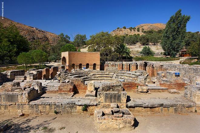 Γόρτυνα: Ρωμαϊκό μεγαλείο