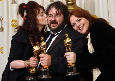 Philippa Boyens and Fran Walsh: The women behind Peter Jackson's Middle Earth movies