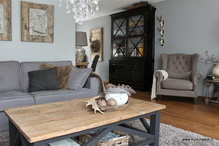 Thuis Bij Huis & Haard: Het hoekje om...