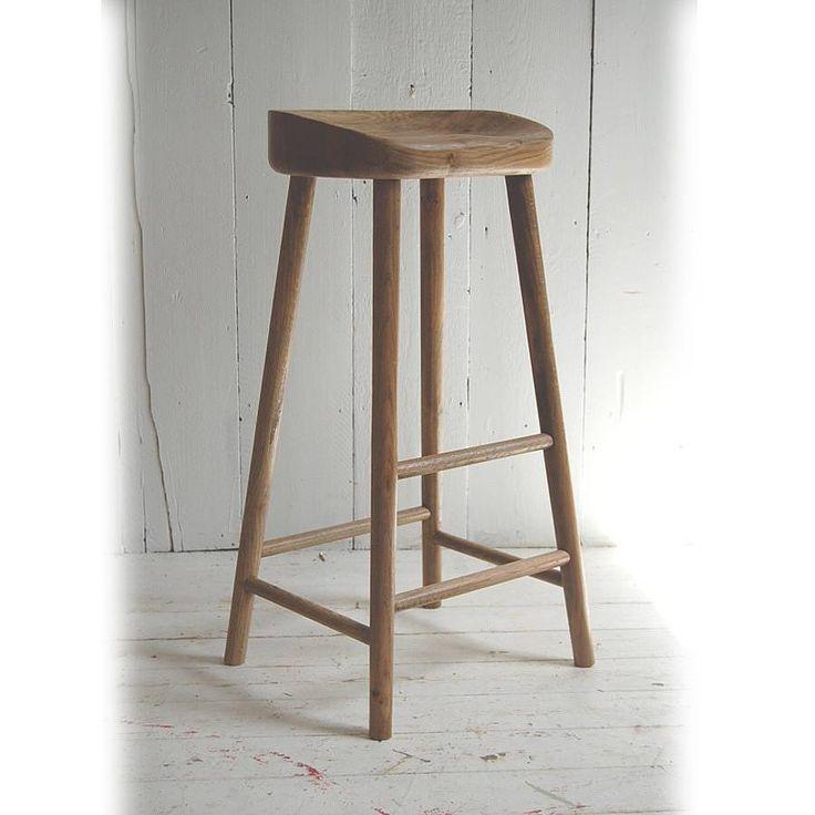 25 great ideas about oak bar stools on