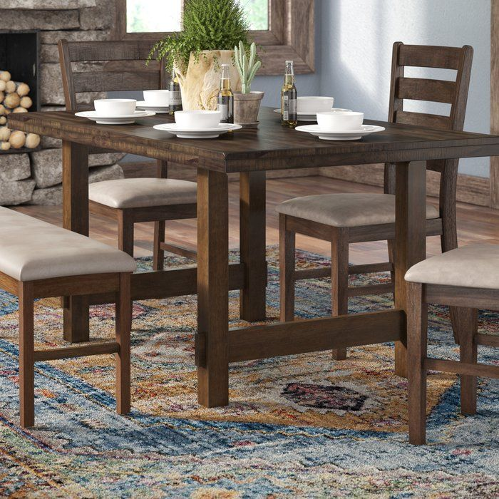 Channel Island Solid Wood Dining Table Solid Wood Dining Table Wood Dining Table Dining Table
