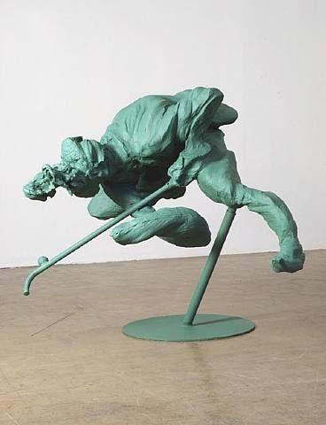 peter rogiers moderne beelden : beeldhouwwerken