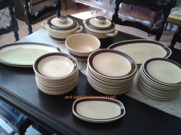 Serviço de jantar para 12 pessoas