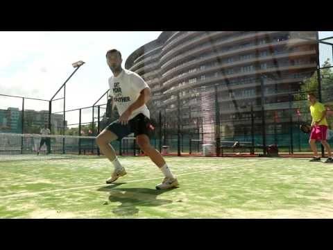 Train Like a Pro cu Victor Hanescu - La joaca cu prieteni dragi