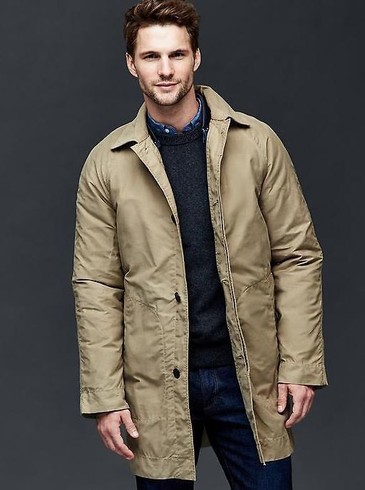 GAP 3-in-1 Mac Jacket