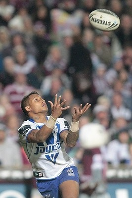 Ben Barba had a great game.