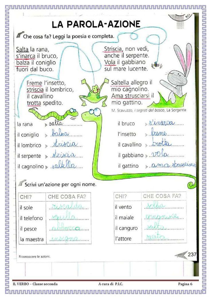il verbo | PDF to Flipbook